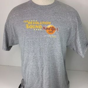 Hard Rock Cafe T-shirt 50 Years Limited Edition